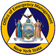 NYS Office of Emergency Management logo