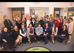 The Sullivan County and NYS team that tackled local cases of measles